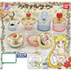 Sailor Moon: Antique Jewelry Case: 1 Box (8pcs)