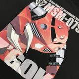 Gundam:  Full Color T-Shirt Char's Custom Z'gok  M