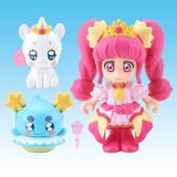 Star Twinkle PreCure: Precode Doll Cure Star Twinkle Style Set
