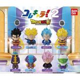 Dragon Ball Super: Colle Chara! Dragon Ball Super Vol.02: 1 Box (8pcs)