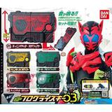 Kamen Rider Zero-One: Sound Progrise Key Series Grand Prix Progrise Key Vol.03: 1 Box (4pcs)
