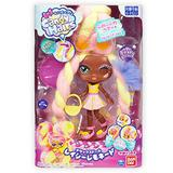 Candy Hairs (Candylocks) Deluxe Doll #2 Lacey Lemonade
