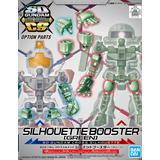 SD Gundam Cross Silhouette: Silhouette Booster (Green)