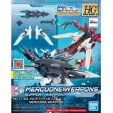 1/144 HGBD:R Mercuone Weapons