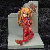 1/7 Rebuild of Evangelion: Shikinami Asuka Langley Plug Suit Ver. Figure New Theatrical Ver. Color