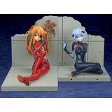 1/7 Rebuild of Evangelion: Rei Ayanami (Tentative Name) Plug Suit Ver. Figure New Theatrical Ver. Color