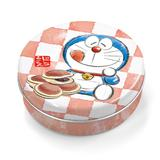 Chara Memo Can (Character Memo Pad & Tin Box) Doraemon Watercolor Dorayaki