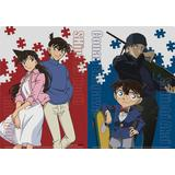 Writable Clear Folder W Pocket Detective Conan: Puzzle Piece