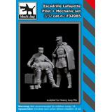 1/32 Escadrille Lafayette Pilot + Mechanic Set