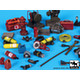 1/35 Firefighters Equipment Accessories Set