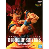 Dragon Ball Super: Blood of Saiyans -Special VI- Super Saiyan God Son Goku