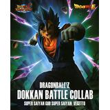 Dragon Ball Z: Dokkan Battle Collab- Super Saiyan God Super Saiyan Vegito-