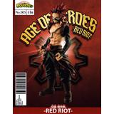 My Hero Academia: Age Of Heros -Red Riot-