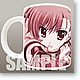 Magical Girl Lyrical Nanoha ViVid Mug Cup (Vivio Takamachi)