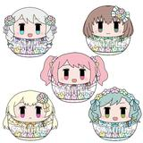 BanG Dream! Girls Band Party!: Corocot Pastel Palette 1 Box 5pcs