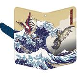 Monster Hunter: Ukiyo-e Smartphone Case Rioreus & Rathian x Fugaku