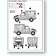 1/35 VW Typ 21 Kastenwagen Conversion Set (for Tamiya)