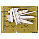 1/48 Westland Wywern Wing Fold Set (for Trumpeter)