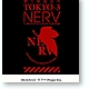 NERV Headquarters Parka Black L