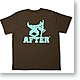 Ginew Special Corp. Before & After T-Shirt Dark Brown M