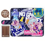 No Game No Life: Shiro Notebook Type Smartphone Case 148 [Ver.2.0]