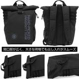 Girls und Panzer das Finale: University Strengthened Team Roll Top Backpack