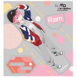 Re:Zero - Starting Life in Another World 2nd Season: Ram Acrylic Stand Street Fashion Ver.