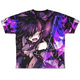 DATE A LIVE IV: Tohka Yatogami (Inversion) Double-sided Full Graphic T-shirt XL