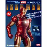 Iron Man Weekly Magazine #027
