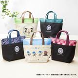 Fate/Grand Order: Mini Tote Bag with Cold Storage Pouch (Petit Saba! Battle Cu Chulainn's)