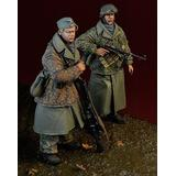 1/35 Waffen SS Soldiers, Ardennes 1944