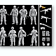 1/35 German Waffen Grenadiers 1944-45 (4 Figures)