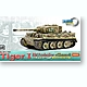 1/72 Tiger I Mid w/Zimmerit 1./s.Pz.Abt.101 Western Front 1944