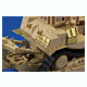 1/35 Armor Bulldozer D9R Doobi Exterior Parts Set (for Meng)