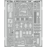1/48 Ju 88G-6 Interior Photo-Etched Parts