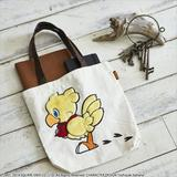 Final Fantasy Series: Fuwafuwa Tote Bag (Chocobo)