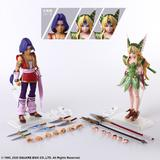 The Legend of Sacred Sword 3: Trials of Mana Bring Arts Hawkeye & Reese