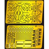 1/700 USN Modern Military Aircraft I Photo-Etched Parts
