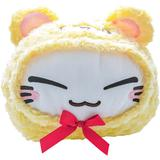 Nemuneko Kuma-gurumi Big Plush B Yellow
