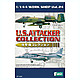 1/144 U.S. Attacker Collection: 1 Box 10pcs