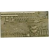 1/700 Warship Next IJN Aircraft Carrier Akagi Photo-Etched Parts (w/Ship Name Plate)