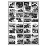 German Military Car Photo Collection