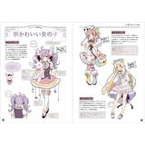 Fairy Tale Cute Girl Costume Design Catalog