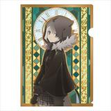 The Case Files of Lord El-Melloi II: A4 Clear File Gray