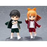 Nendoroid Doll: Outfit Set (Gym Clothes Red)