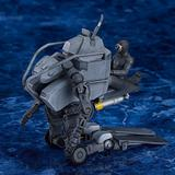 1/35 MODEROID Submersible EXOFRAME (OBSOLETE)