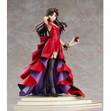 1/7 Fate/stay night: Rin Tohsaka -15th Celebration Dress Ver.- PVC