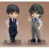 Nendoroid Doll: Outfit Set (Suit Grey)