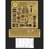 1/350 I.K.S. Amar K'Tinga Class Photo-Etched Parts