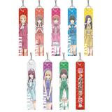 If My Favorite Pop Idol Made It to the Budokan, I Would Die: PVC Strap 1 Box 8pcs